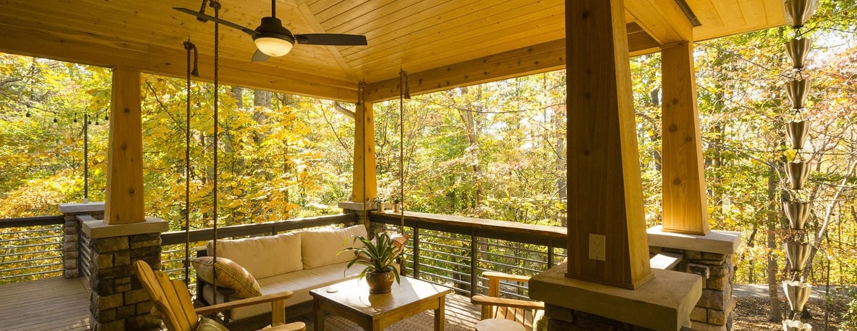 Exterior and Interior Renovation | Asheville, NC