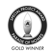 Special Project Award   Gold Winner   WSM Craft
